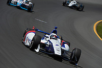 Mikhail Aleshin, Pocono Raceway, USA 7/6/2014
