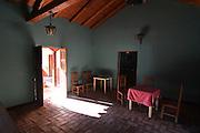 House interior in Charagua, Santa Cruz, Bolivia
