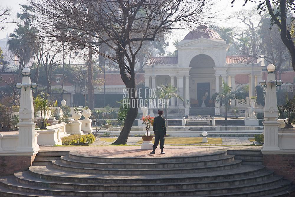 The Garden of Dreams, Thamel, Kathmandu, Nepal