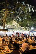 Lau Pa Sat Festival Pavillion food center