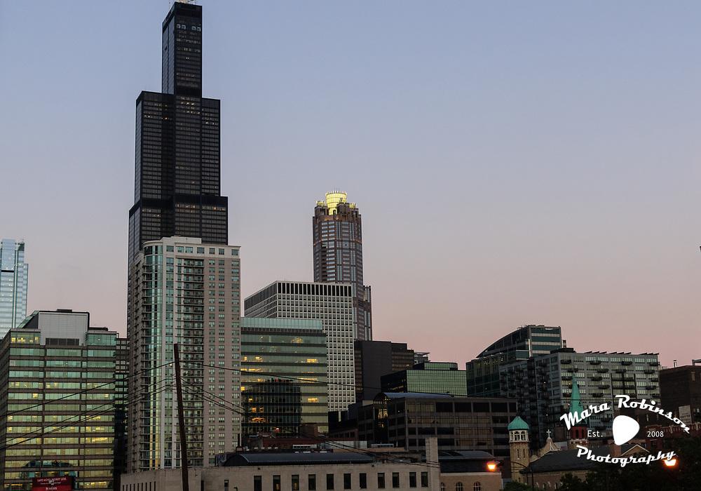 Chicago sights by Mara Robinson