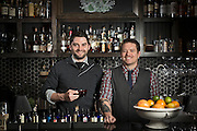 Craft cocktail feature for The Riverfront Times