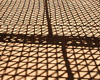 Shadows Under an Outdoor Eating Area. Atlas Mountains in Morocco. Image taken with a Nikon 1 V2 camera and 18.5 mm f/1.8 lens (ISO 160, 18.5 mm, f/4.5, 1/1250 sec)