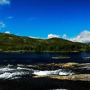 Maurset at Hardangervidda, Hordaland, Norway.