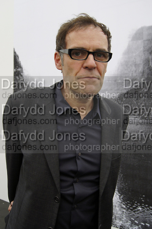 DEXTER DALWOOD, opening of the 2010 Frieze art fair. Regent's Park. London. 13 October 2010. -DO NOT ARCHIVE-© Copyright Photograph by Dafydd Jones. 248 Clapham Rd. London SW9 0PZ. Tel 0207 820 0771. www.dafjones.com.