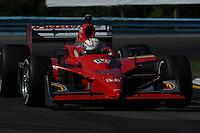Robert Doornbos, Camping World GP, Watkins Glen, Indy Car Series