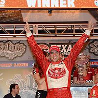 2012 INDYCAR RACING TEXAS