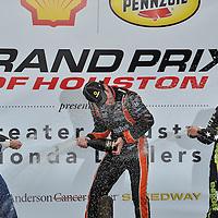 2014 INDYCAR RACING HOUSTON