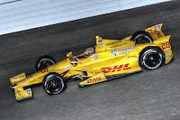 Ryan Hunter-Reay, Indianapolis 500, Indianapolis Motor Speedway, Indianapolis, IN USA 5/25/2014