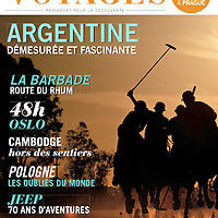USE ARROWS &larr; &rarr; on your keyboard to navigate this slide-show<br /> <br /> Voyages Voyages - Belgian travel magazine<br /> Front cover photo made during a polo match in Buenos Aires, on November 2011.<br /> Photo: Ezequiel Scagnetti