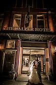 Christine & Kent, Walper Hotel Wedding