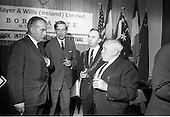 1967 - Player and Wills (Ireland) Ltd.  development grant to Cork Film Festival