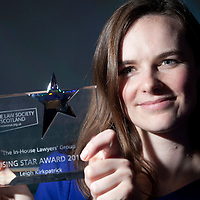 Law Society of Scotland Rising Star Award