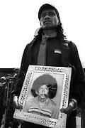 Septembre 1999<br /> East Timor- Dili - Aitarak pro- autonom militia<br /> Funeral of notorious Aitarak Militia Member Placido Ximenes ( 41yrs) near Komoro Airport<br /> <br /> &copy;David Dare Parker/AsiaWorks Photography
