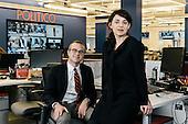 Annie Karni and Alex Isenstad for Haverford Magazine