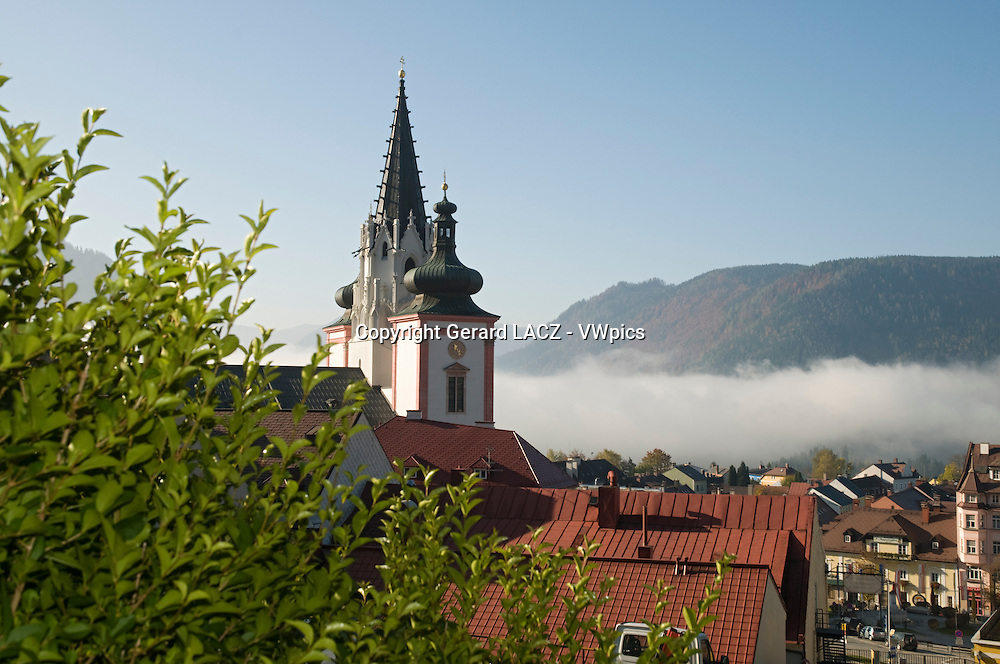 basilica and pilgrimage church in Mariazell, Upper Styria, Austria