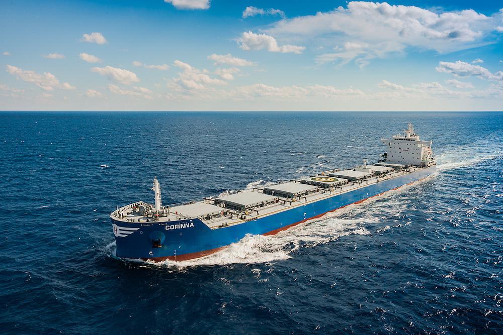 Ocean Transport, Bulk Carrier