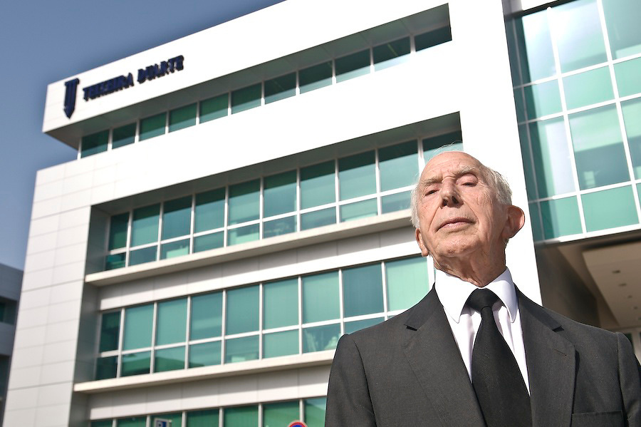 Pedro Teixeira Duarte, construction entrepreneur
