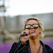 Cat Power at the 2013 Ansan Valley Rock Festival, South Korea.