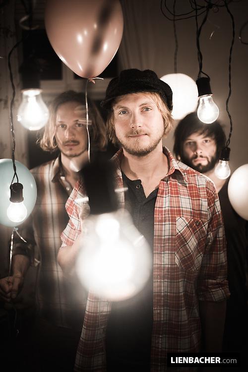 Band Portrait, the Steaming Satellites<br /> http://facebook.com/steamingsatellites