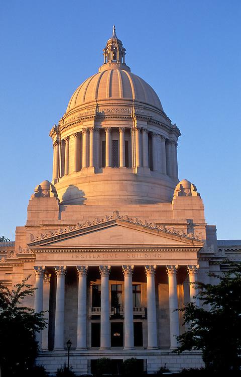 Washington State Capitol Greg Vaughn Photography