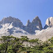 CHILE: Torres del Paine: Patagonia