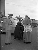 1954 Knights of St John of Jerusalem and Malta (Irish Association) Review of Ambulance Corps Unit