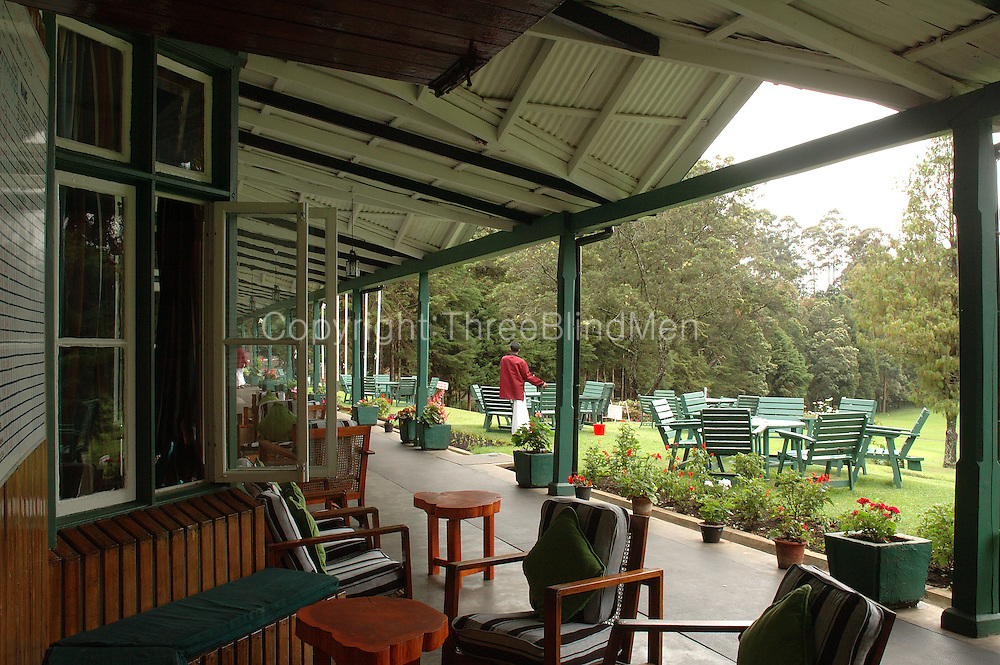 The Golf Club in Nuwara Eliya.