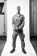 Nathaniel Hill<br /> Air Force<br /> E-5<br /> Security Forces<br /> OIF, OEF<br /> May 12, 2008 - Present<br /> <br /> Veterans Portrait Project<br /> 802d Security Forces Squadron<br /> San Antonio, TX