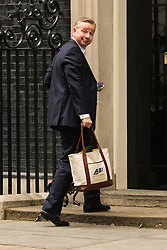 Downing Sreet, London, July14th 2015. Michael Gove - Secretary of State for Justice,  arrives at 10 Downing street for the government's weekly cabinet meeting.