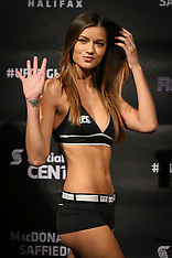 October 3, 2014: UFC Fight Night 54 Weigh-Ins
