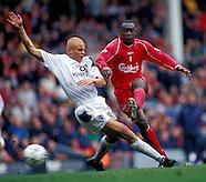 Liverpool v Manchester Utd 31.3.2001