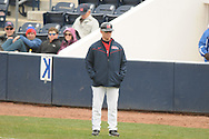 Ole MIss first base coach Kirk McConnell at Oxford-University Stadium in Oxford, Miss. on Sunday, March 6, 2010. Tulane won 3-1.