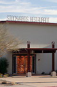 Iconic eateries in the Phoenix, Arizona metro area. All the restaurants have been in business for 50+ years. The Stockyards restaurant in Phoenix, Arizona.