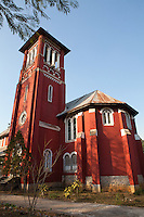 All Saints Church, is the Anglican Church in Pyin Oo Lwin, whicn contains the registry of British nationals dating back to 1912 when the church was built.