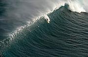 Surfing at Three Bears Yallingup - Photograph by David Dare Parker