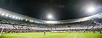 ROTTERDAM - Feyenoord - AZ , Voetbal , Seizoen 2015/2016 , Halve finales KNVB Beker , Stadion de Kuip , 03-03-2016 , Overzicht van opkomst panorama