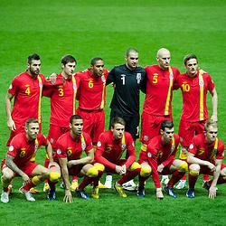 130326 Wales v Croatia
