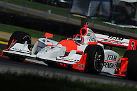 Helio Castroneves, Honda 200, Mid-Ohio Sports Car Course, Lexington, OH USA  8/9/08