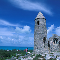 The Hermitage of father Sherome on Mount Alvernia , Cat Island,  Bahamas