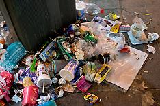 NOV 11 2013 Cleaning Strike In Madrid
