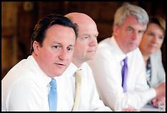 David Cameron Cabinet Meetings
