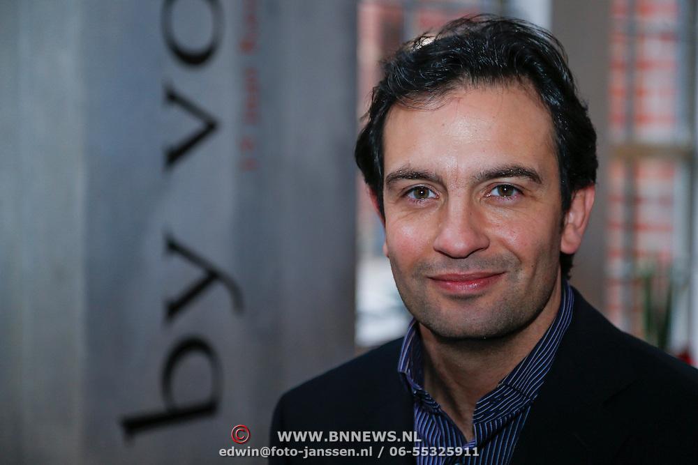 NLD/Amsterdam/20121210 - Persviewing Divorce, Jeroen Spitzenberger