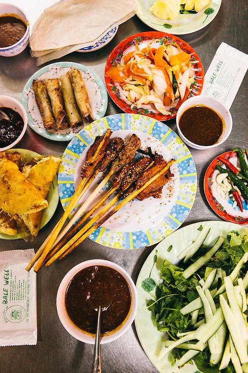 Bale Well restaurant, Hoi An, Vietnam