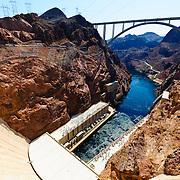 Hoover Dam / Nevada / United States