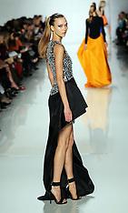 FEB 13 2013 Michael Kors show at New York Fashion Week A/W 13