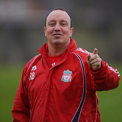 070105 Liverpool training