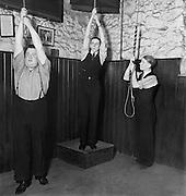 Bell Ringing, St. Olave's, Hart Street, London, 1935