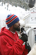 Method Man at the 2008 Sundance Film Festival held in Park, City Utah.