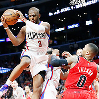 12-12 TRAIL BLAZERS AT CLIPPERS